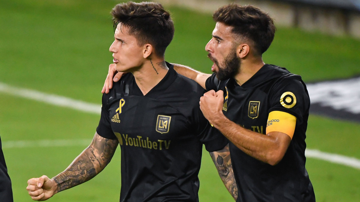 LAFC will open the playoffs without Diego Rossi and Brian Rodriguez