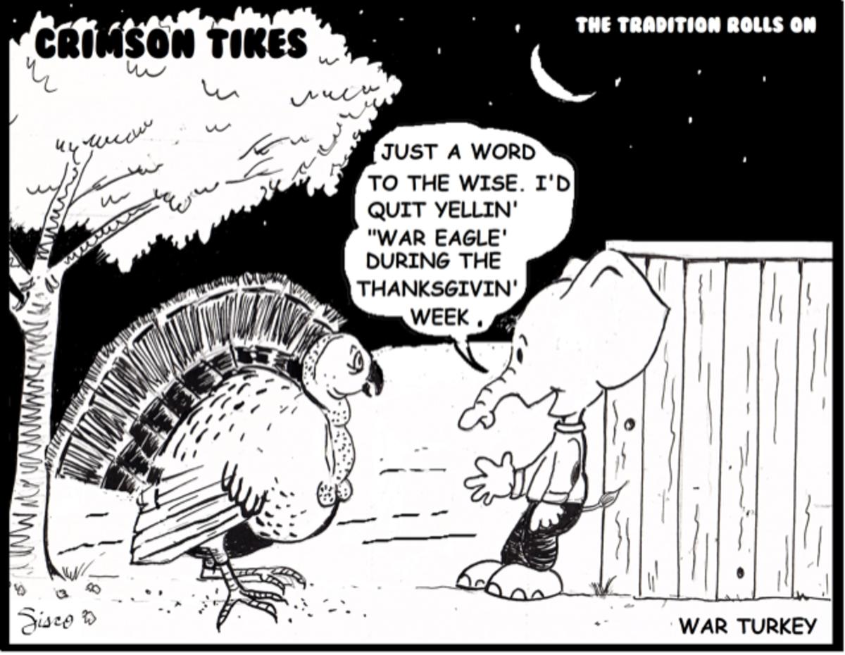 Crimson Tikes: War Turkey
