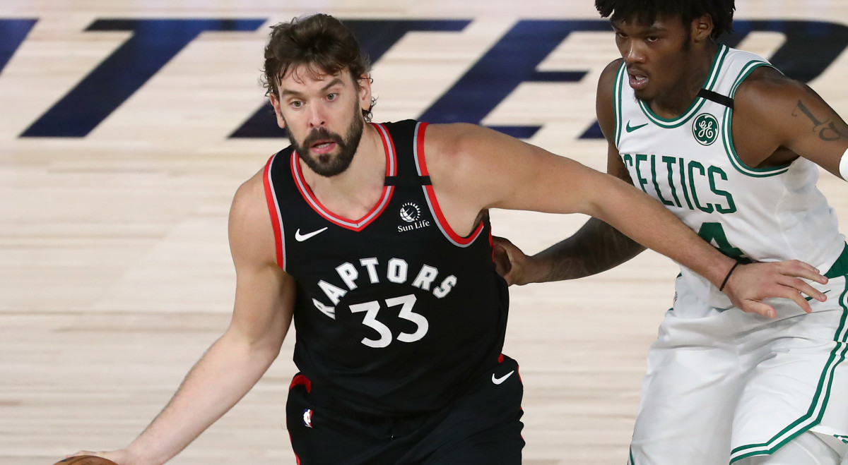 NBA free agency: Grading Lakers' two-year deal with Marc Gasol thumbnail