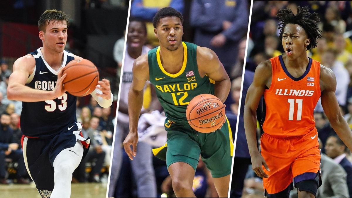 SI's Men's College Basketball Preseason Top 25 for 2020–21