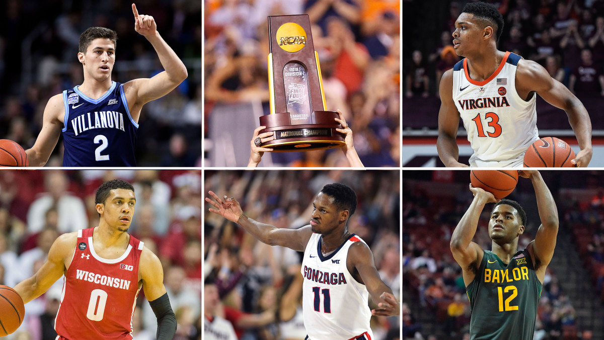 College Basketball Crystal Ball predictions for 2020-21: Will Villanova, Virginia, Wisconsin, Gonzaga, or Baylor win the national title?