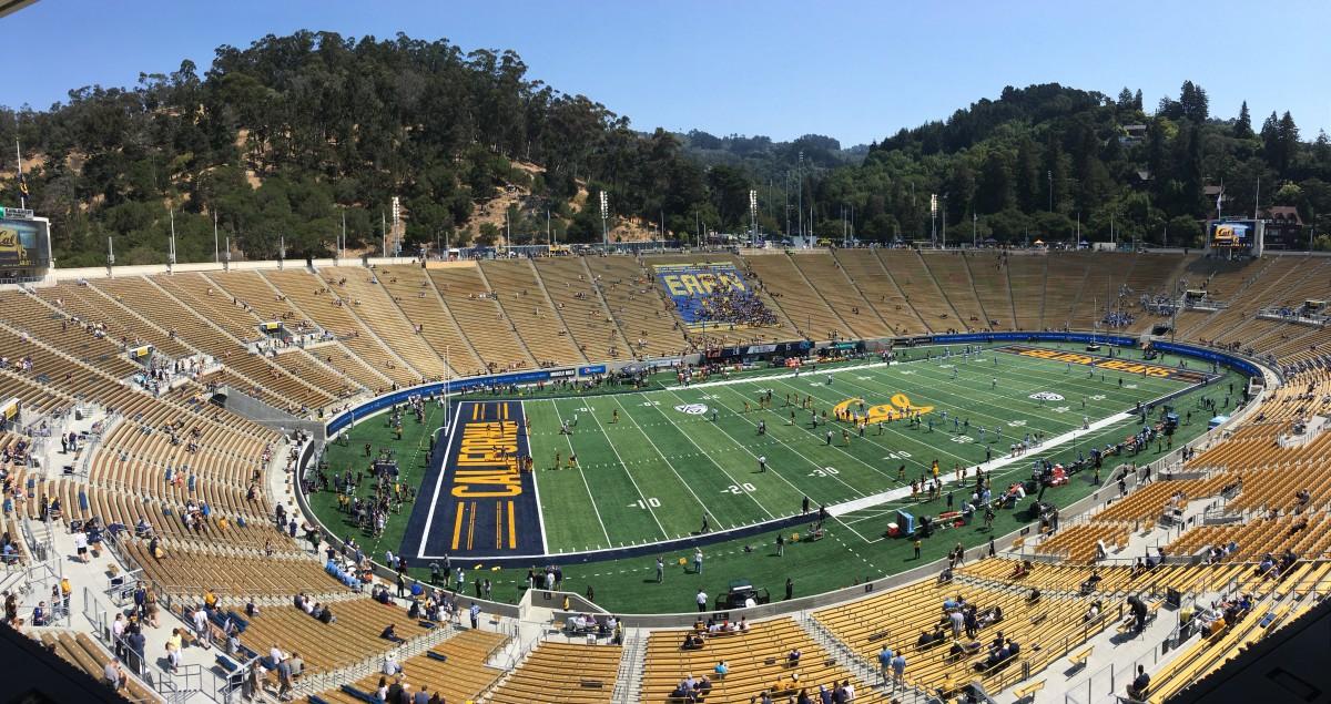 California's Memoria Stadium