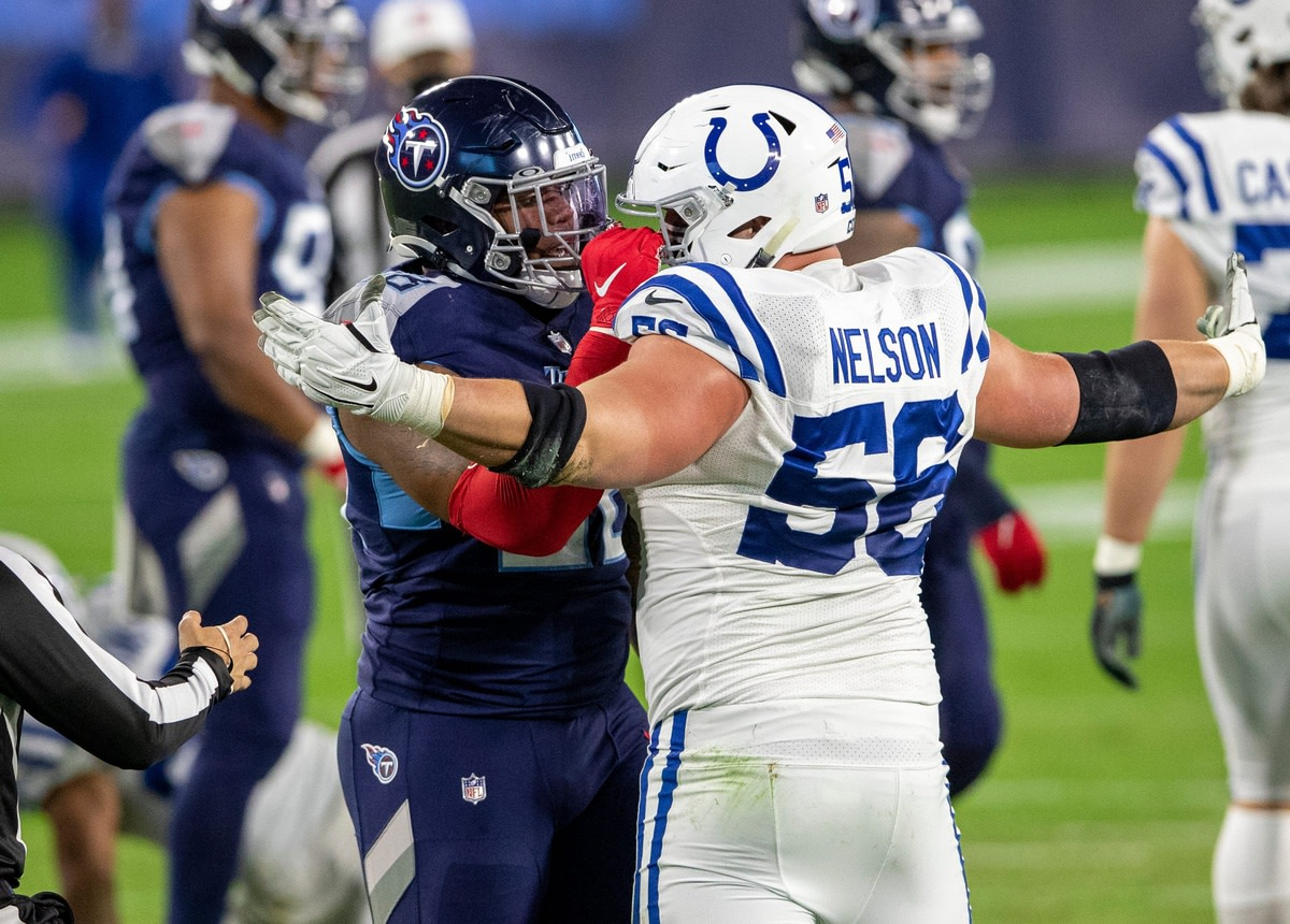 Indianapolis Colts All-Pro offensive left guard is the most accomplished player on the O-line.