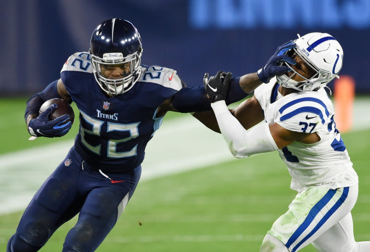 Indianapolis Colts Vs Tennessee Titans Week 12 Rematch Decides Who Leads Afc South Division Sports Illustrated Indianapolis Colts News Analysis And More