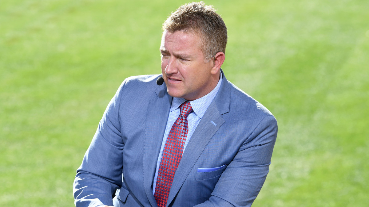 Kirk Herbstreit Foolishly Asserts That Michigan Won't Play Ohio State