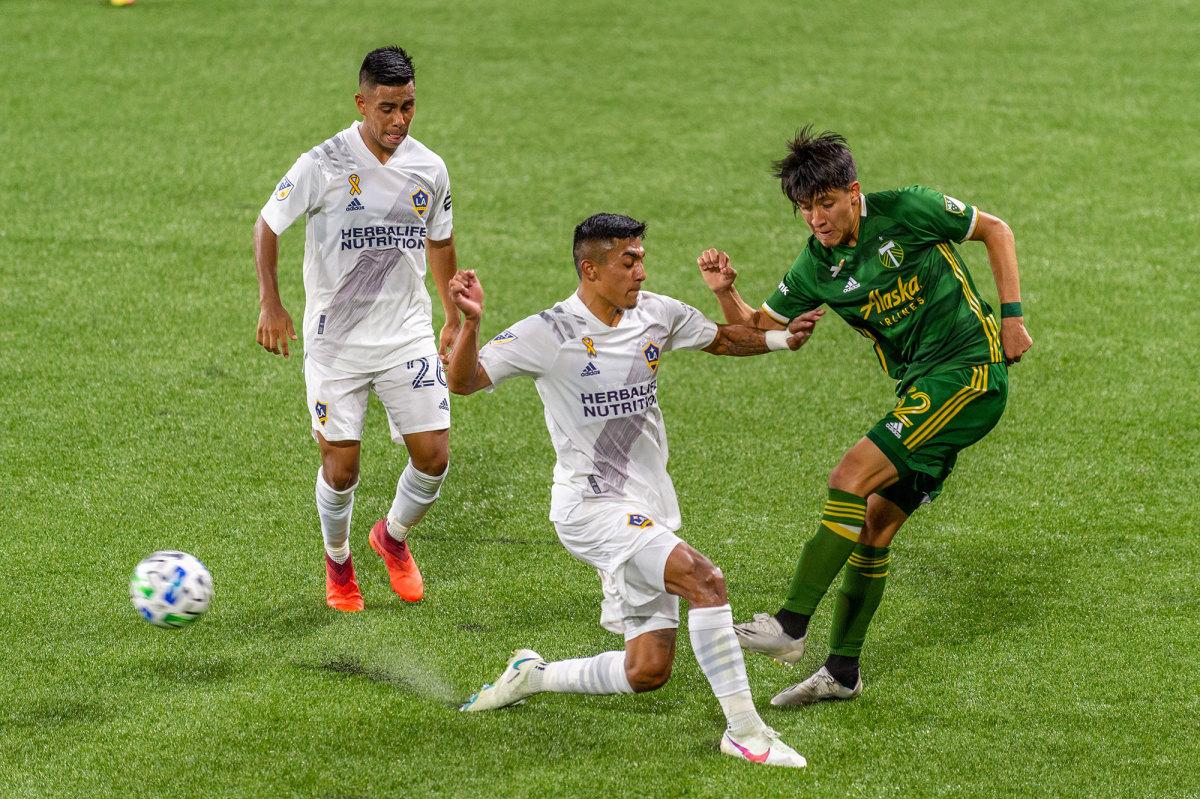 USA call-ups Efrain Alvarez, Julian Araujo and Marco Farfan