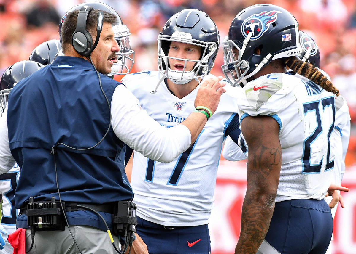 On paper, Tannehill is far more important to the Titans' win column. But that overlooks Tennessee's heartbeat, says Tomlinson.
