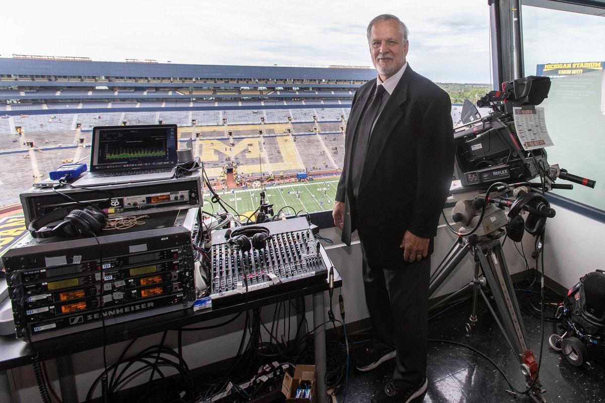 Former Lions general manager Matt Millen