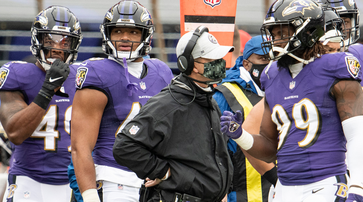 john-harbaugh-ravens-steelers-covid