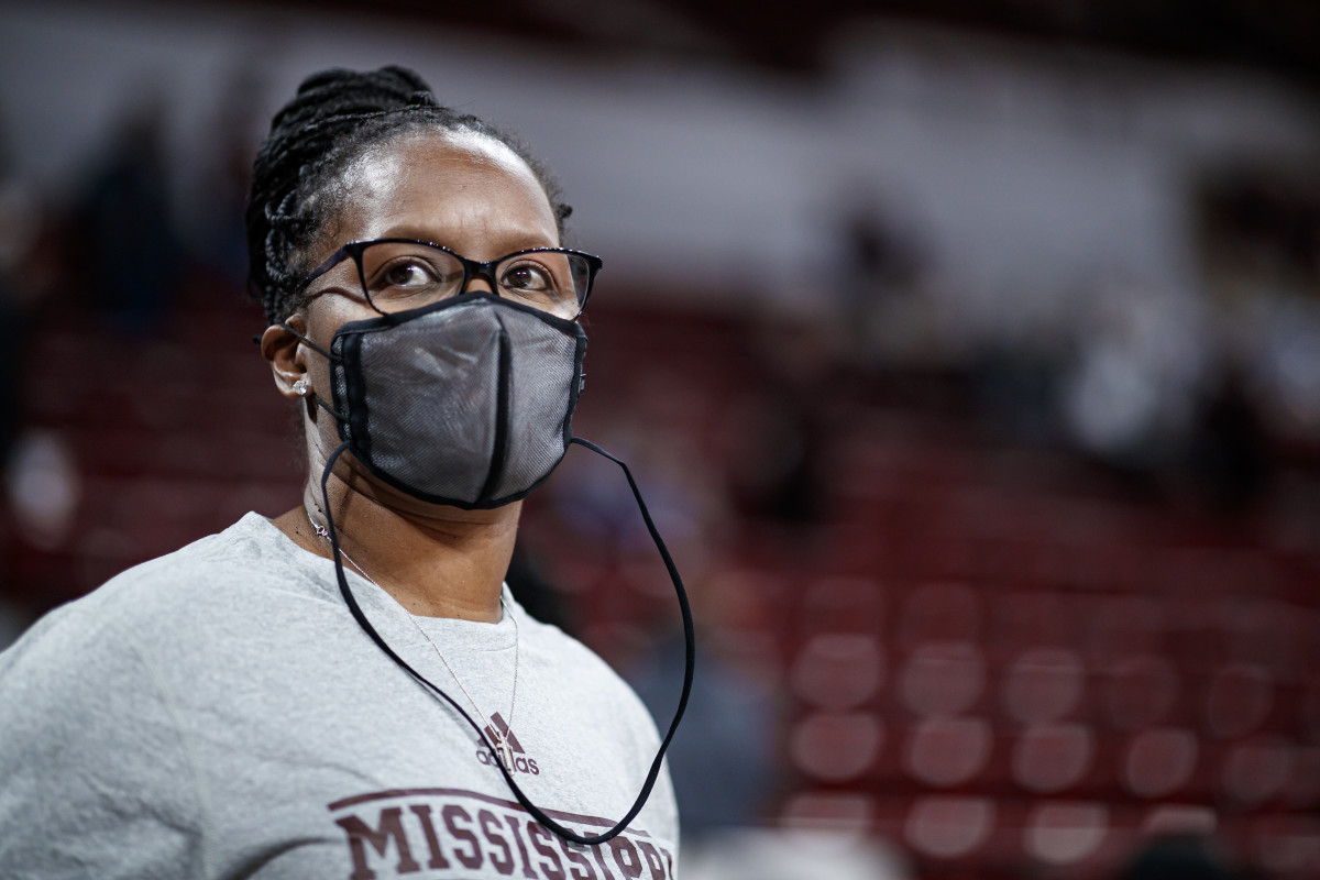 WATCH: Mississippi State head coach Nikki McCray-Penson discusses MSU's win over New Orleans - Sports Illustrated Mississippi State Football, Basketball, Recruiting, and More
