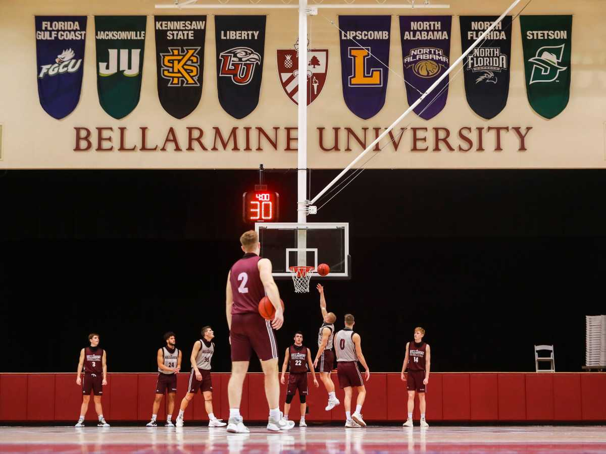 Bellarmine Basketball The Birth Of A Division I Program Sports Illustrated