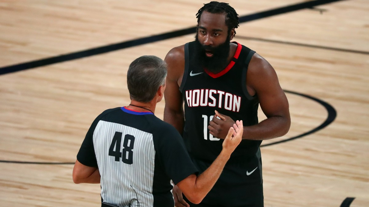 James Harden misses first Rockets practice - Sports ...