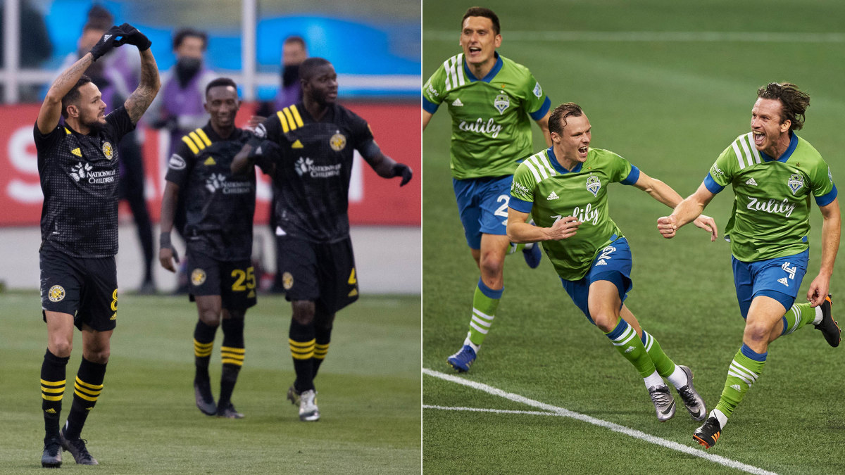 A First Look at the Columbus Crew vs. Seattle Sounders 2020 MLS Cup