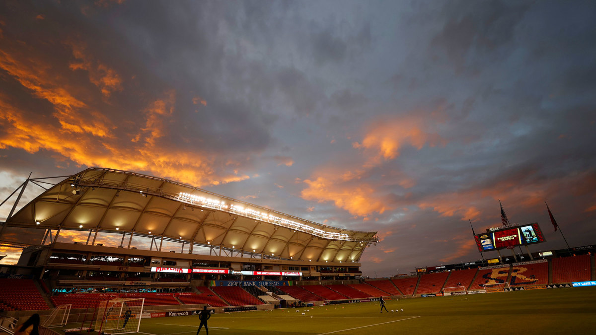 Real Salt Lake is for sale