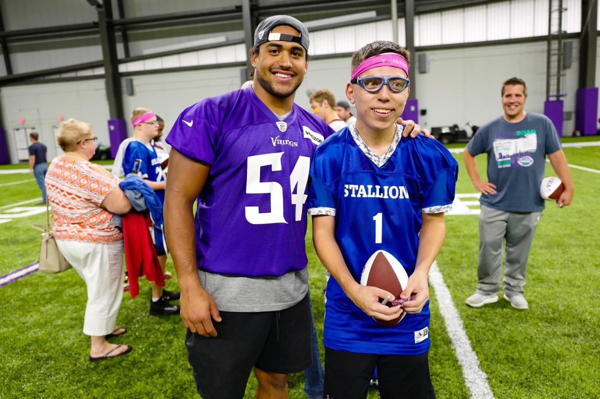 (photo credit: Minnesota Vikings)