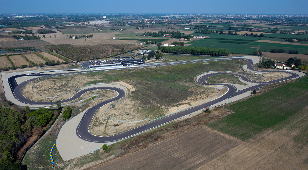 Autodromo Modena