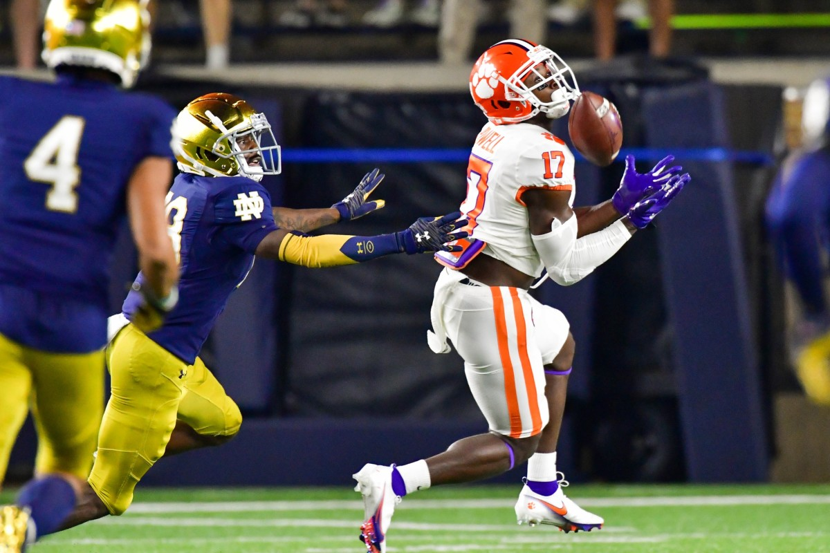 Clemson vs. Notre Dame: ACC Championship Recruiting Comparison