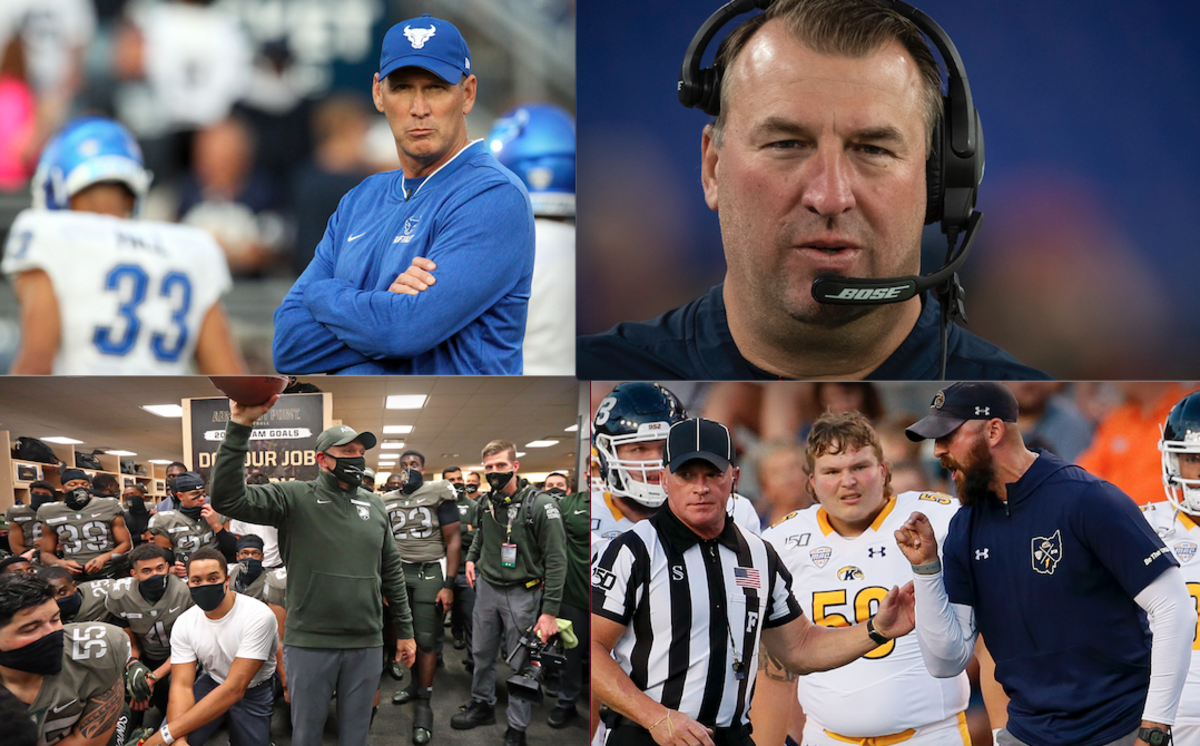 (UPDATED) Coaching Hot Board: Who is Next To Lead Illini Football ...