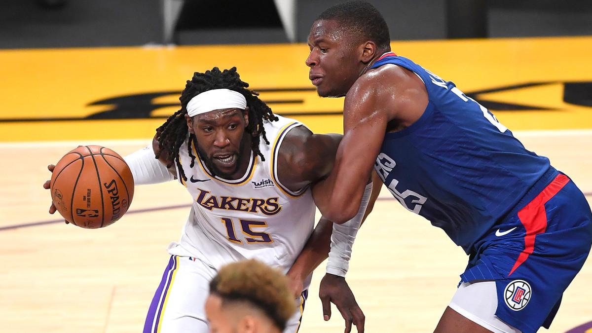Lakers center Montrezl Harrell