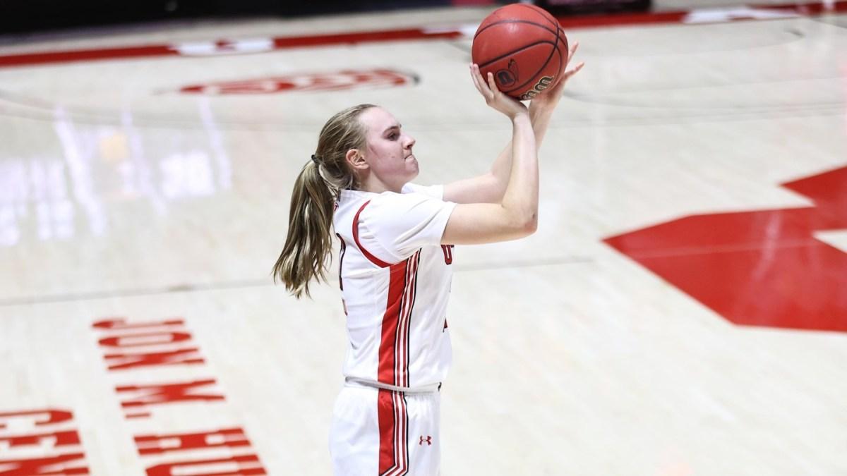 Brynna Maxwell — Courtesy of Utah Athletics