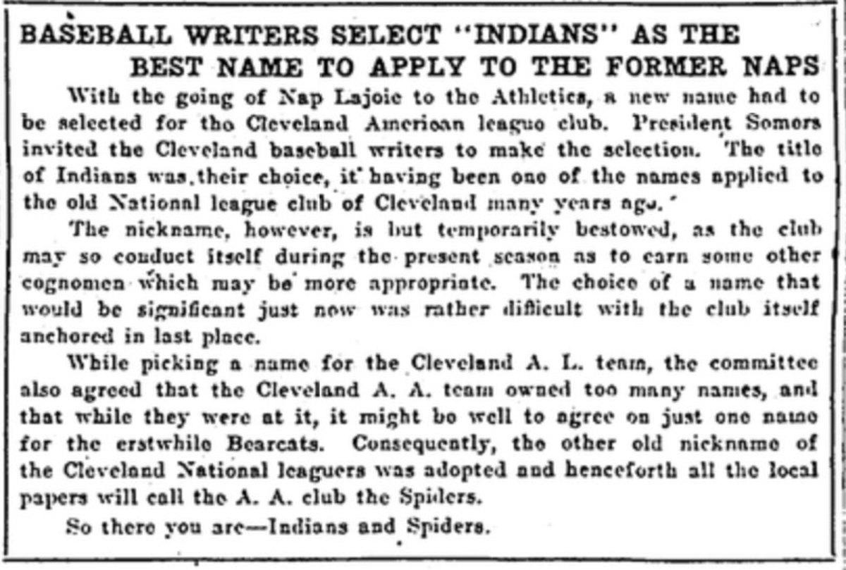 Cleveland Plain Dealer clip