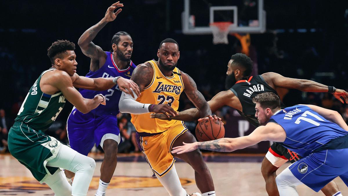 Top 100 NBA Players of 2021