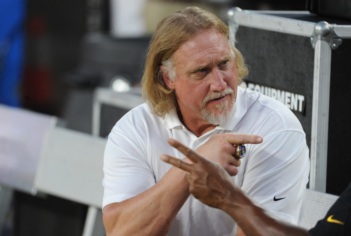 """Former teammate on Kevin Greene: """"He was the ultimate ..."""