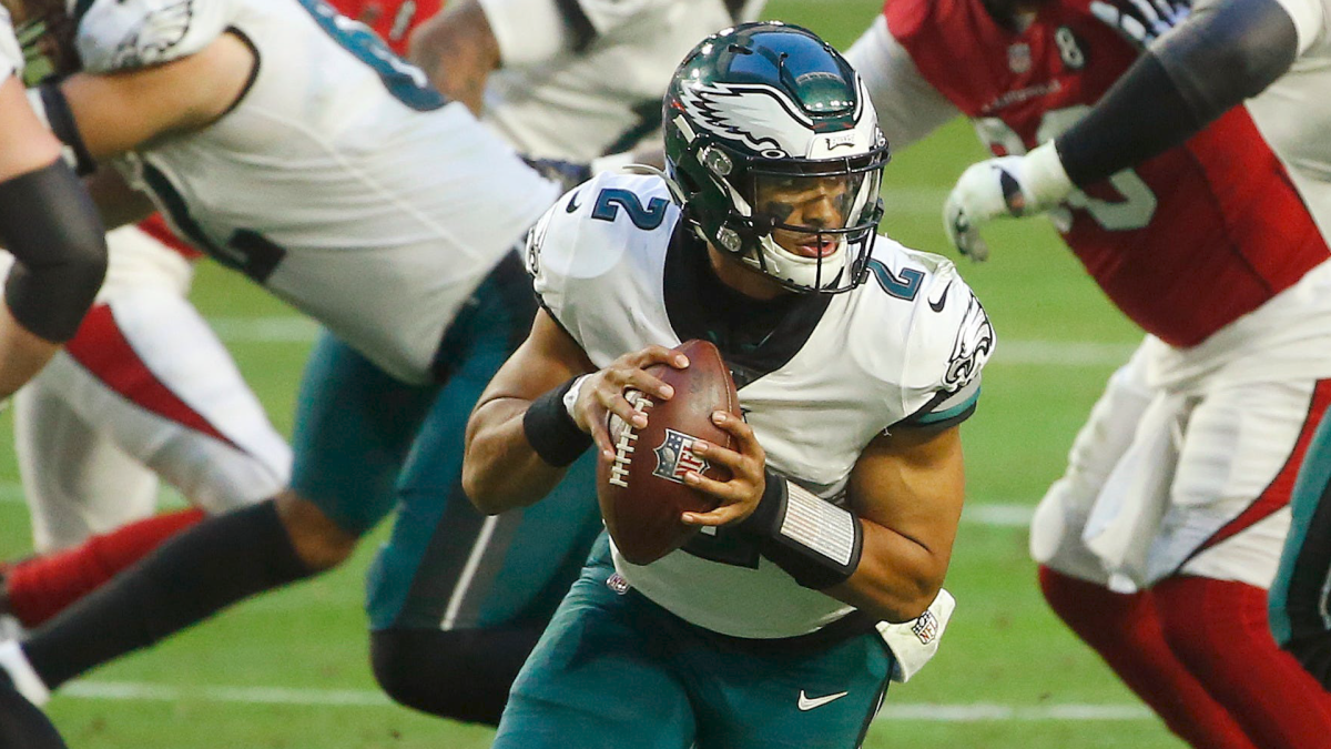 Report: Eagles Owner Wants to Build Team Around Jalen Hurts for 2021 Season - Sports Illustrated