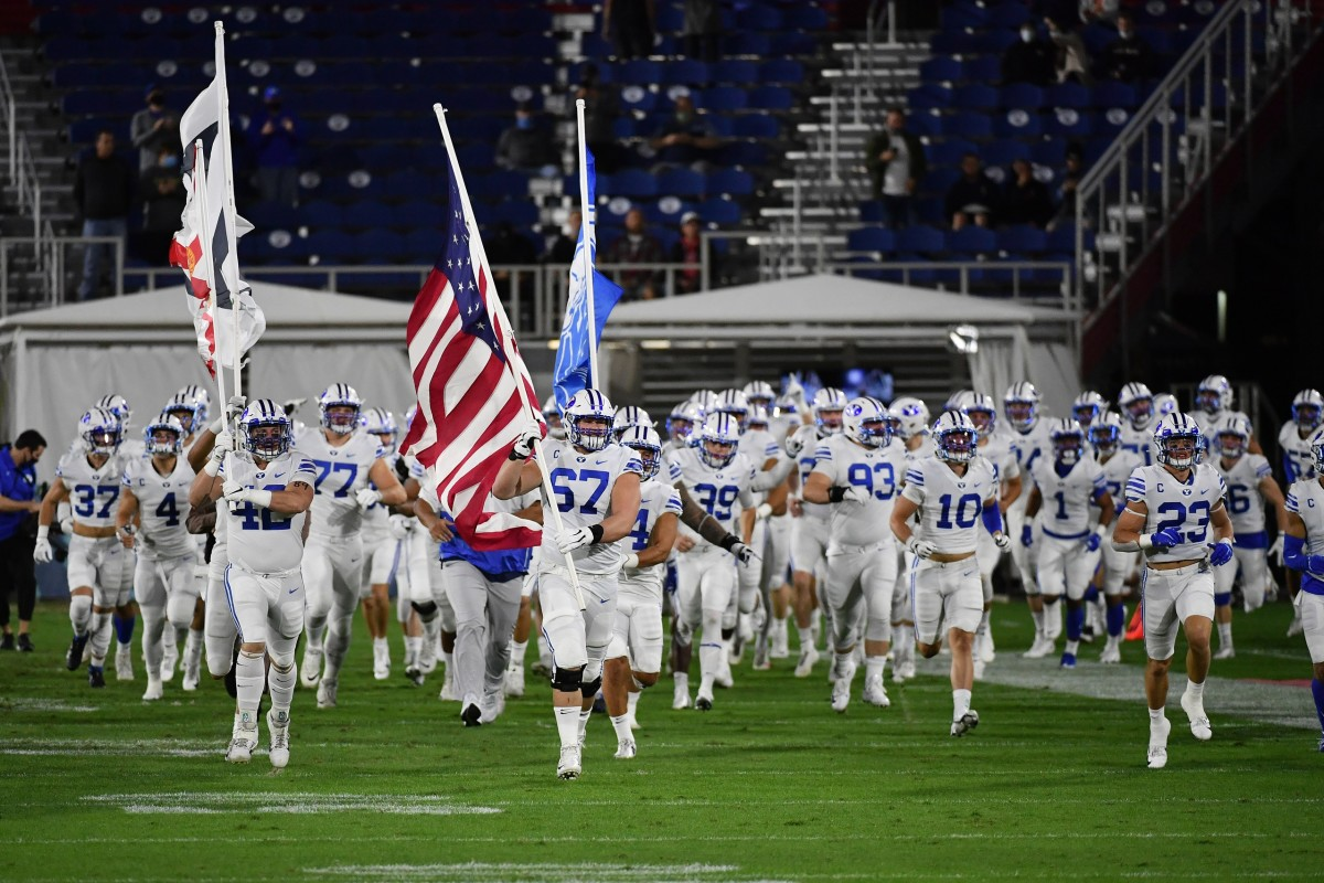 BYU takes down UCF in the Boca Raton Bowl