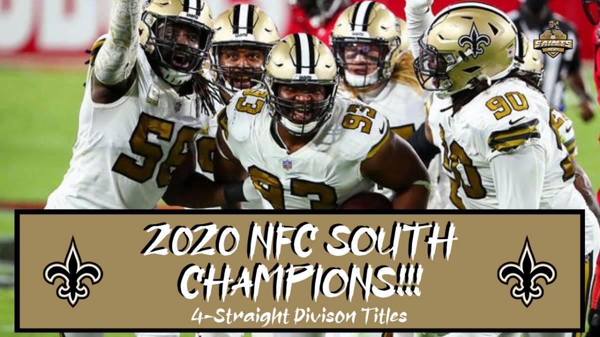 NFC South Divison Champs
