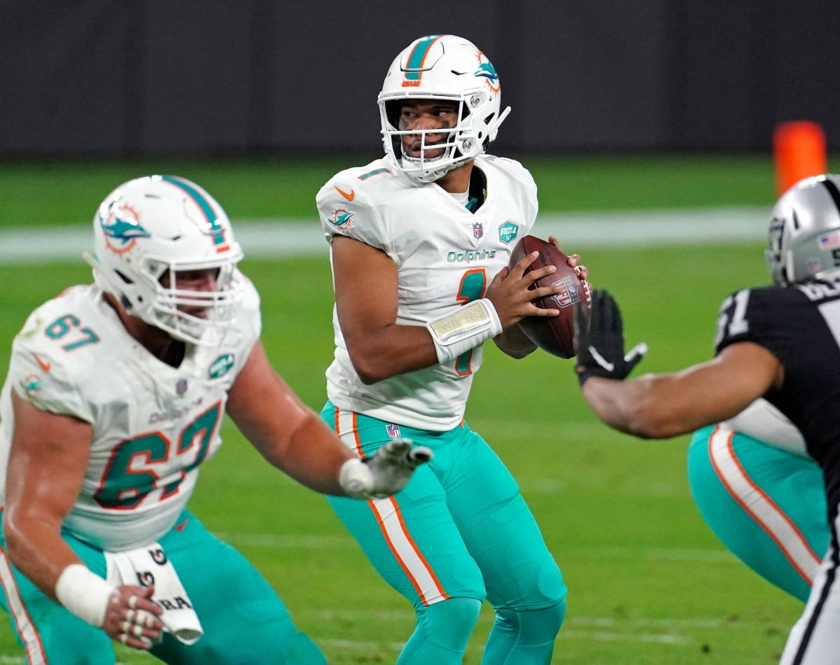 A Tale of Two Dolphins Drafts - DolphinMaven