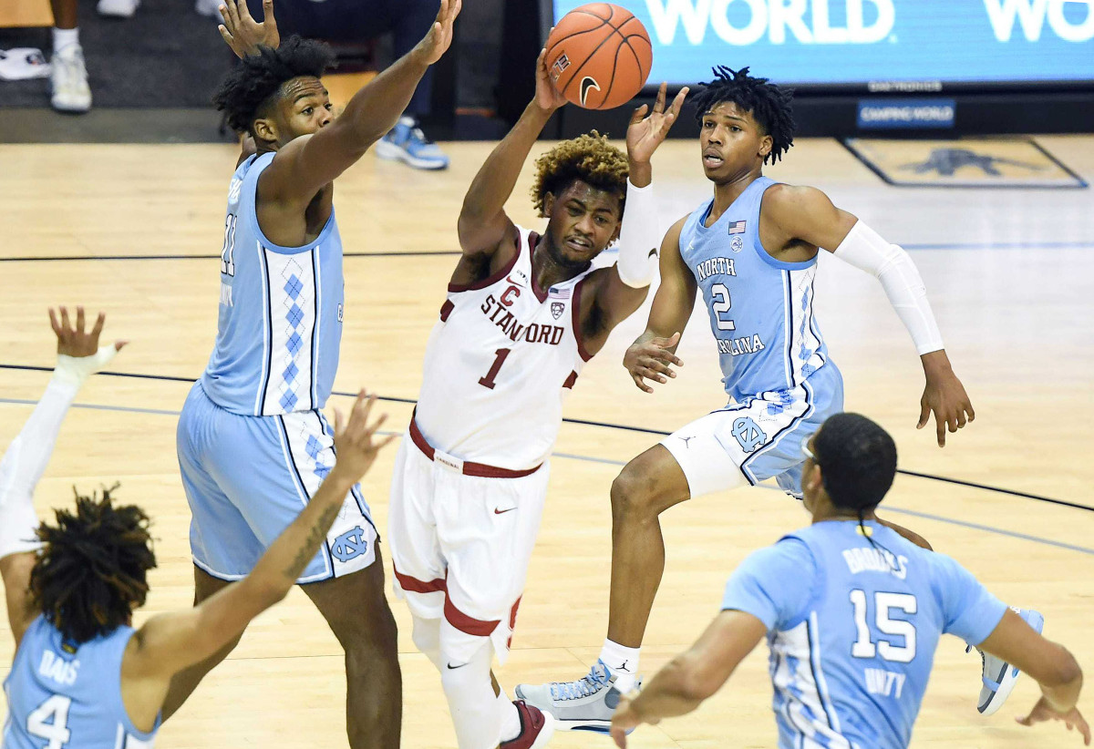 Stanford saw a stay-at-home order and instead made North Carolina a temporary home.