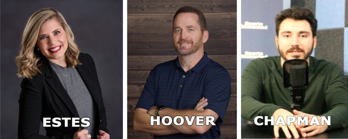SI Sooners Staff - Estes-Hoover-Chapman