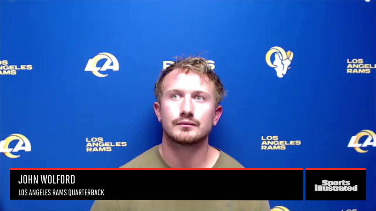 Will Sean Mcvay Open Offense Up With John Wolford Making First Start Sports Illustrated La Rams News Analysis And More