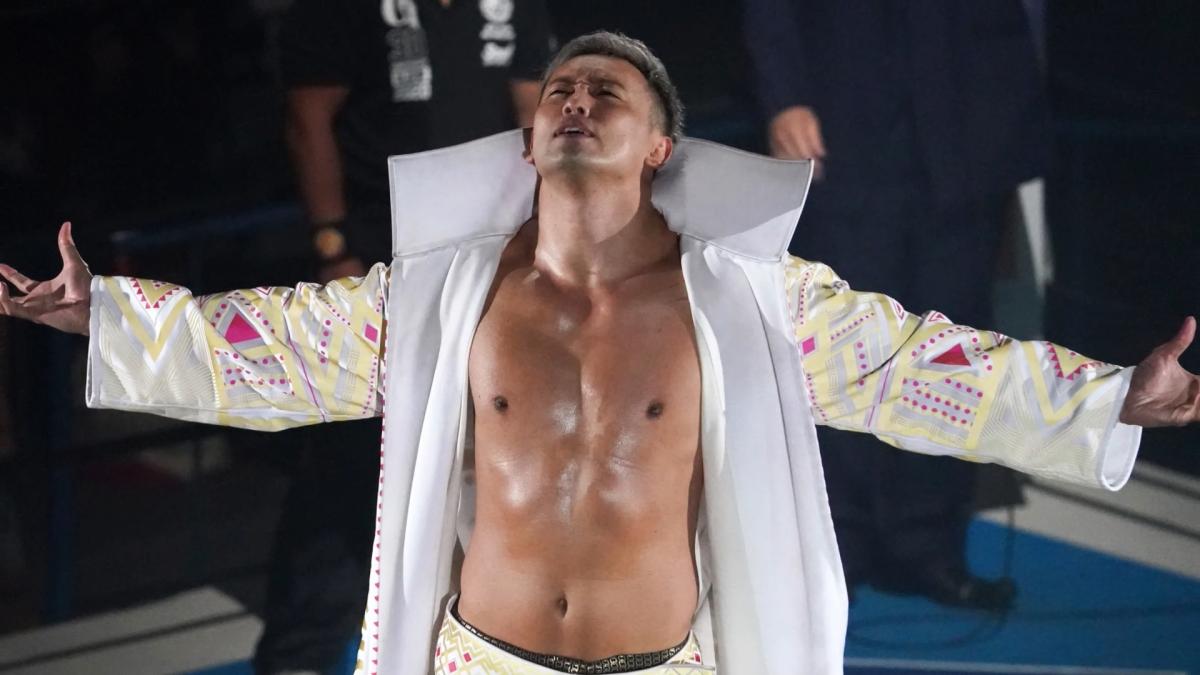 New Japan Pro-Wrestling: Kazuchika Okada Seeks to Prove That He Is on Top -  Sports Illustrated