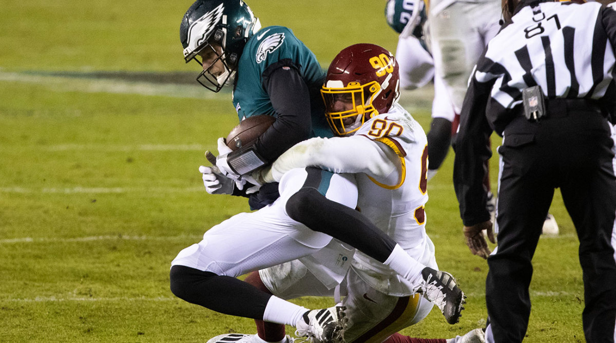 The NFL should punish the Eagles for Week 17 farce - Sports Illustrated