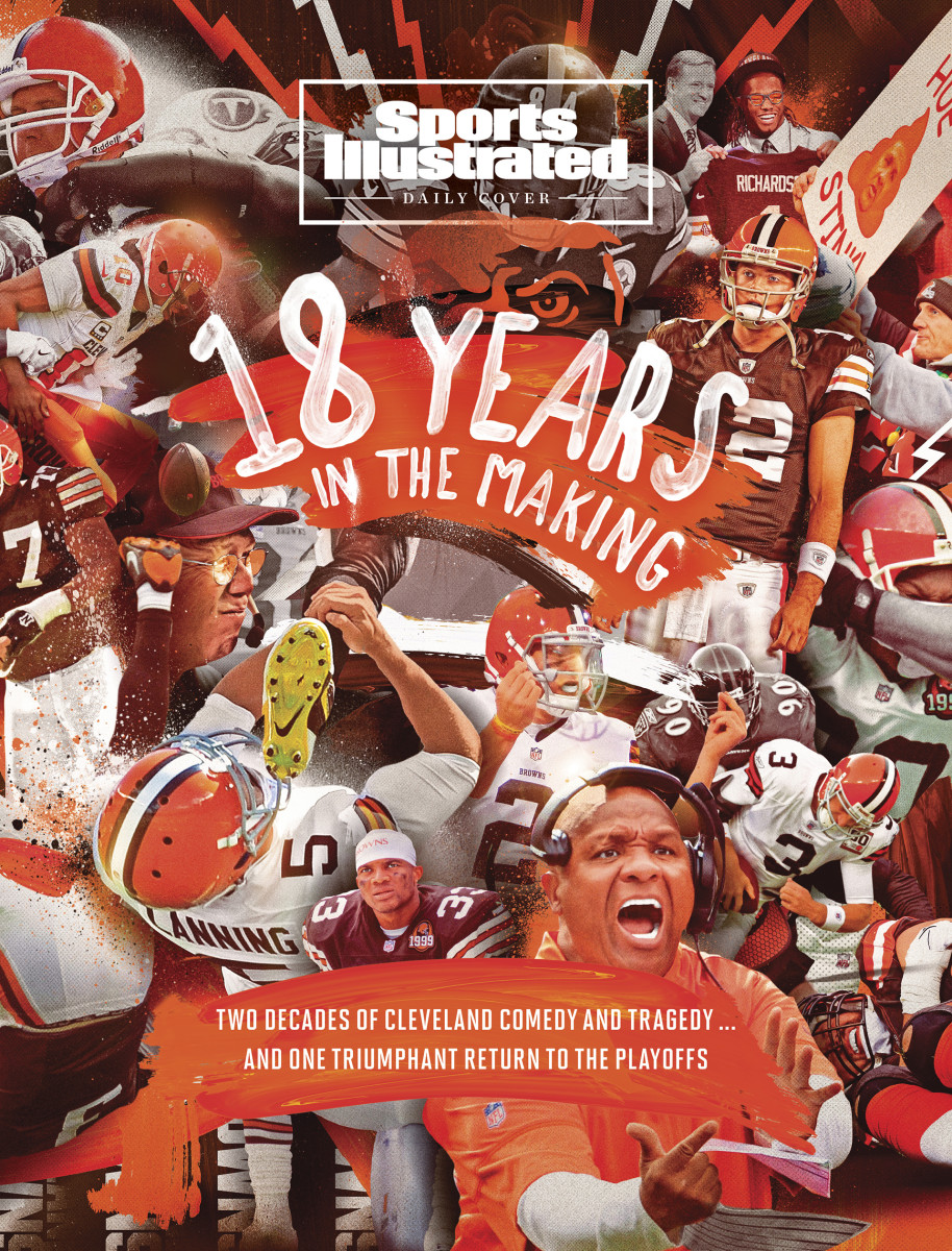 History of Cleveland Browns since 1999