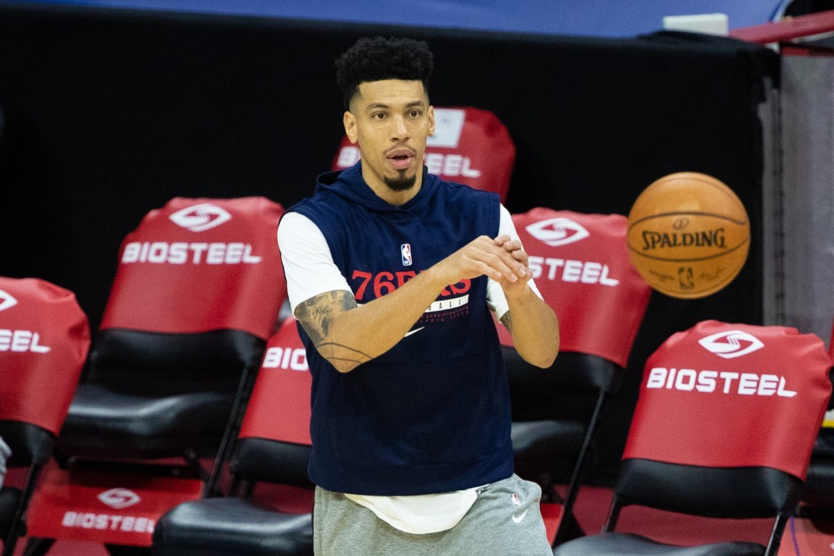 Danny Green Thinks Sixers Took Kevin Durant, Kyrie Irving ...