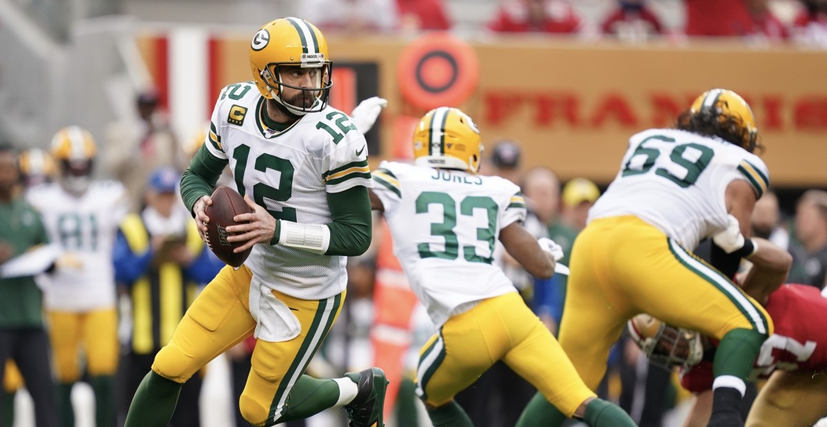 Cal Football: Aaron Rodgers Assures Himself a Place Among the Game's Elite