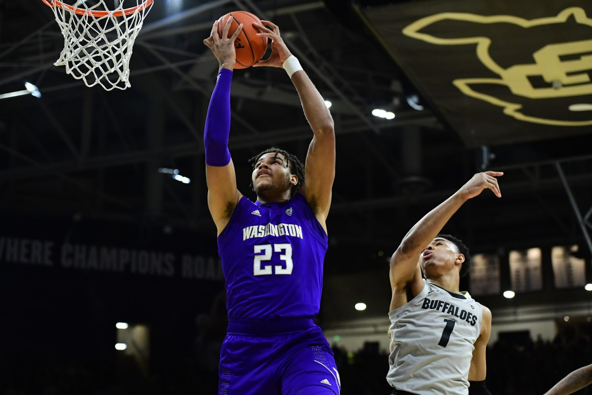 Bryan Penn-Johnson has left LSU after transferring there from Washington.