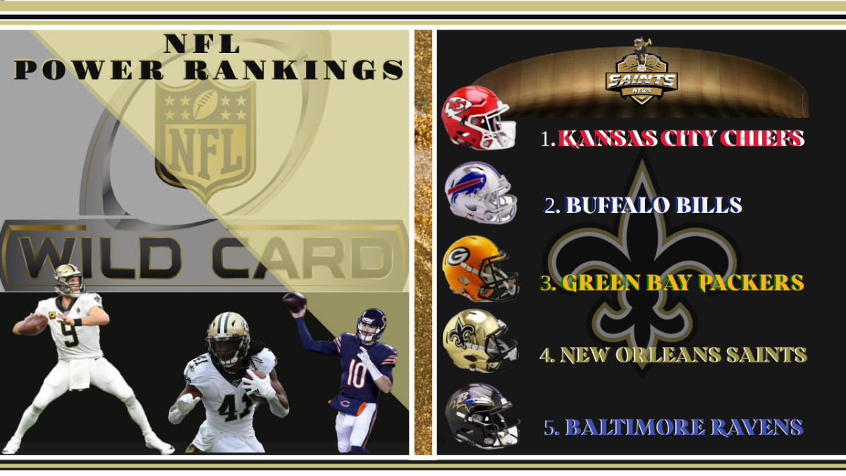 NFL Power Rankings Wild Card Edition (1)