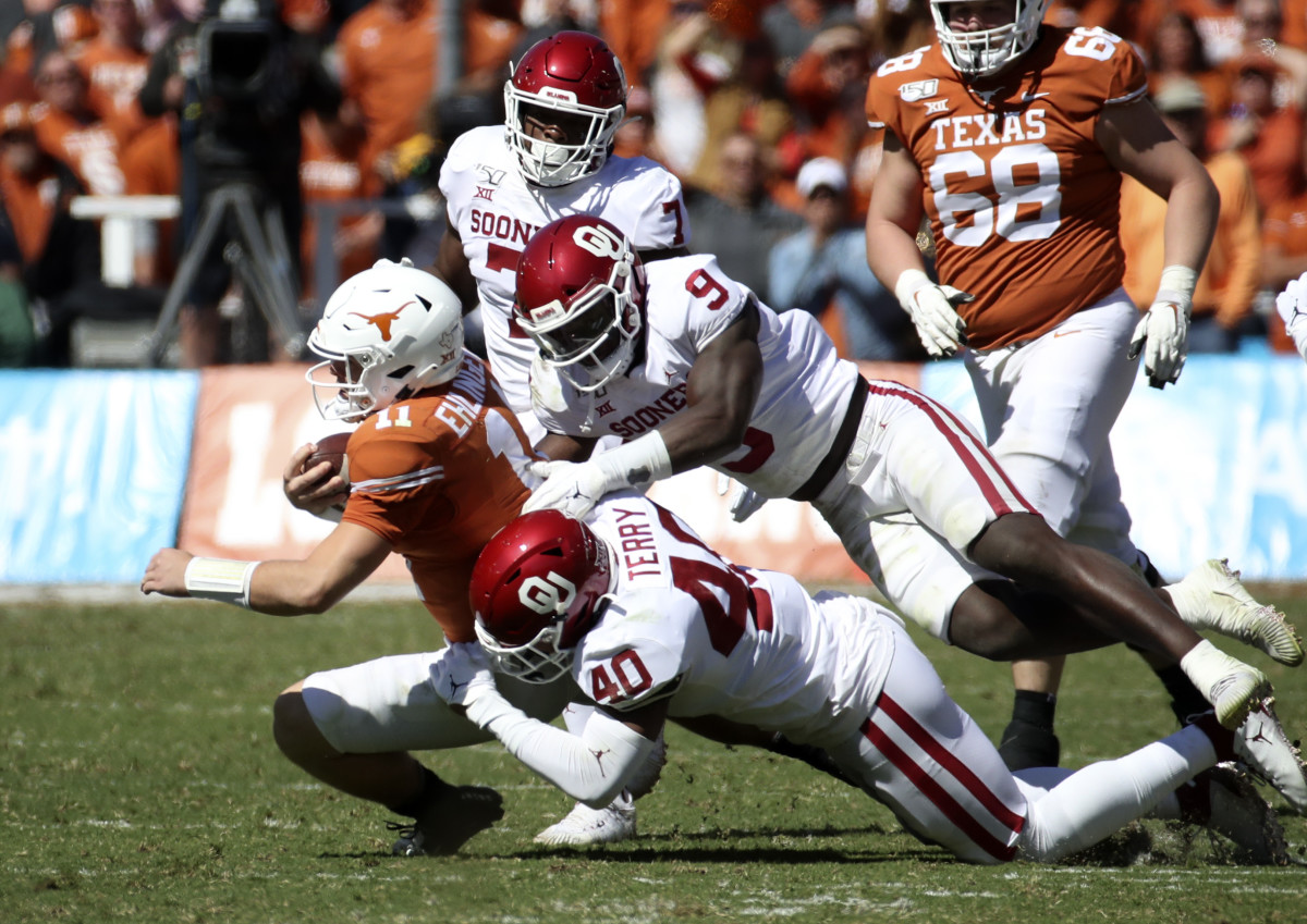 OU and Texas meet in the Cotton Bowl