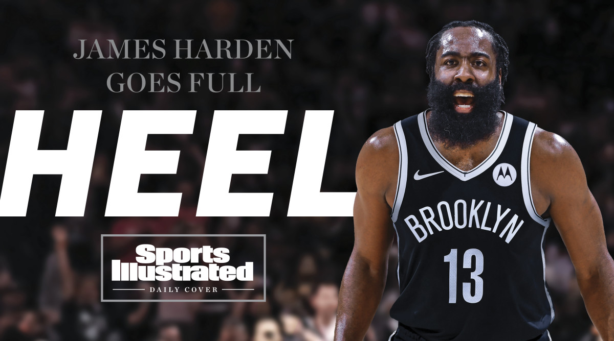 James Harden Invites All the Scorn Coming His Way