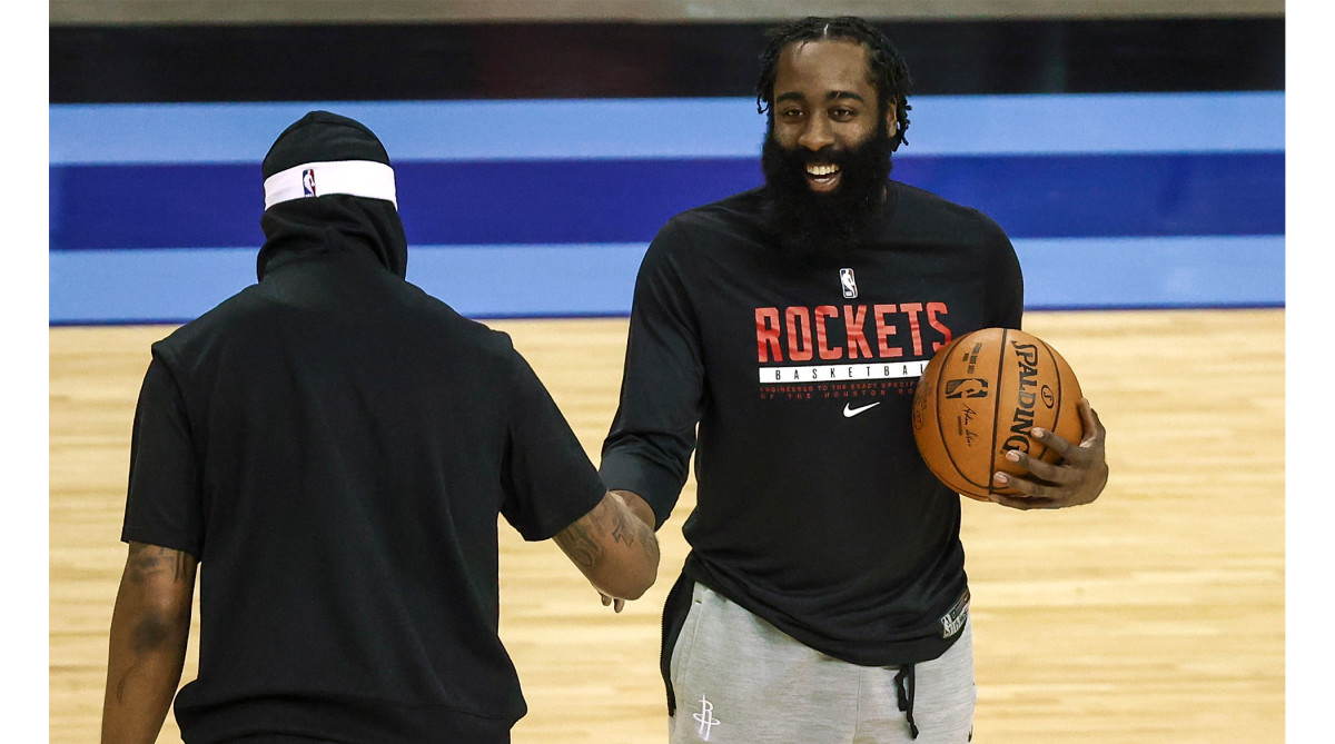 James Harden trade: Sports world reacts to Nets, Rockets ...