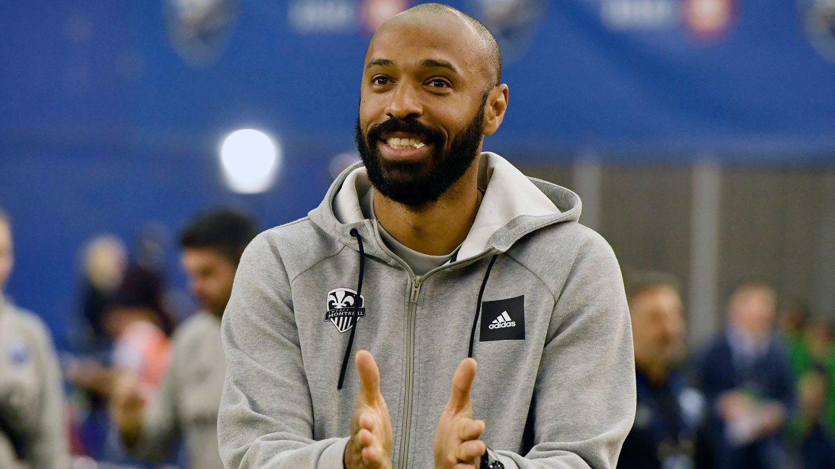 Thierry Henry, CF Montreal head coach