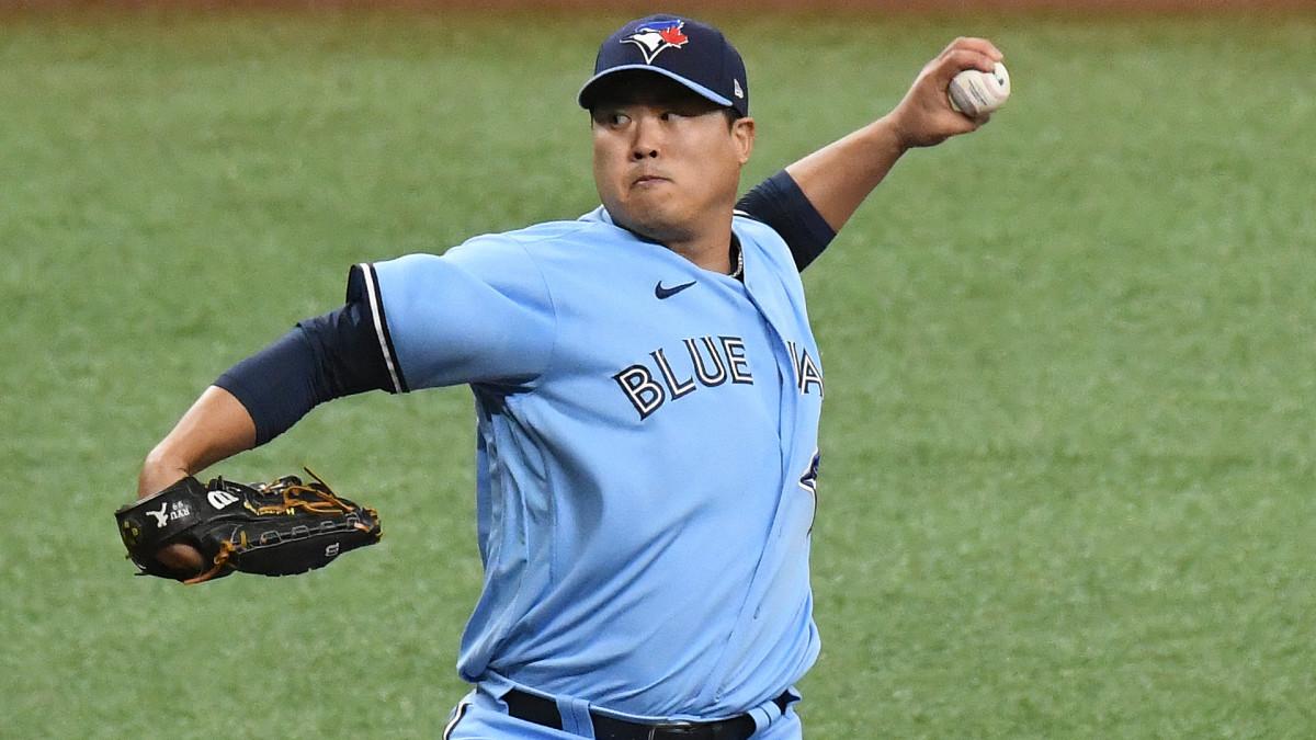 Toronto Blue Jays Hyun Jin Ryu