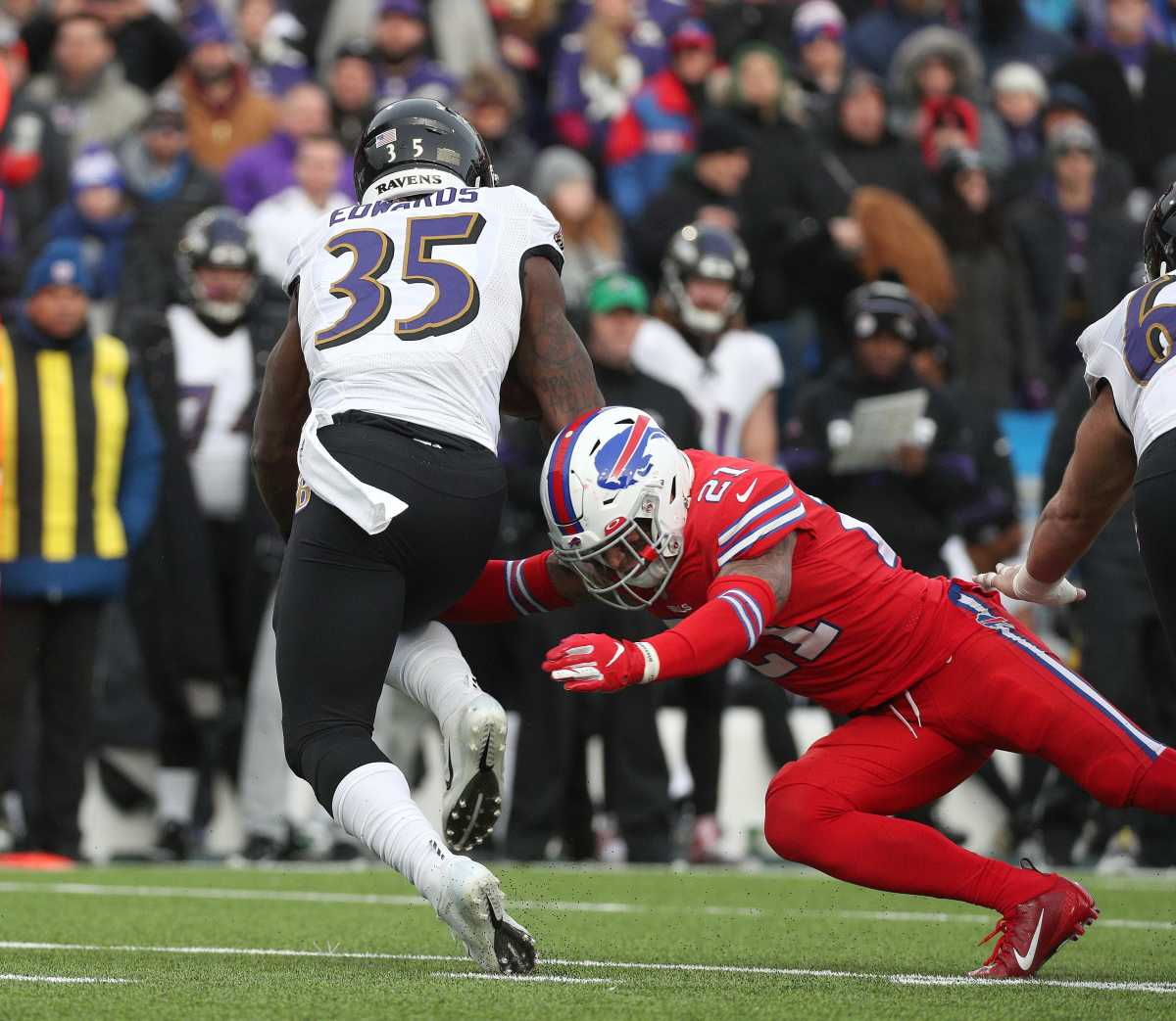 <p>Ravens Top 5 Stories of the Week Heading Into Showdown Against Bills thumbnail