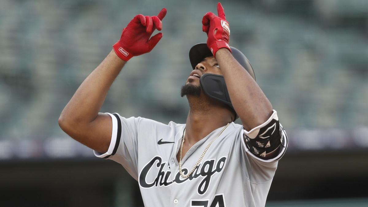 Chicago White Sox Eloy Jimenez