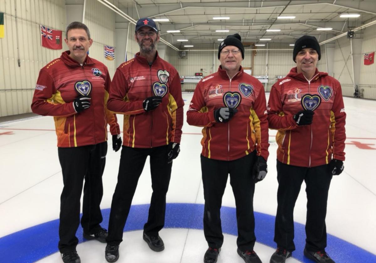 Team Nunavut truly won their hearts in 2021 • Nick Murray-CBC