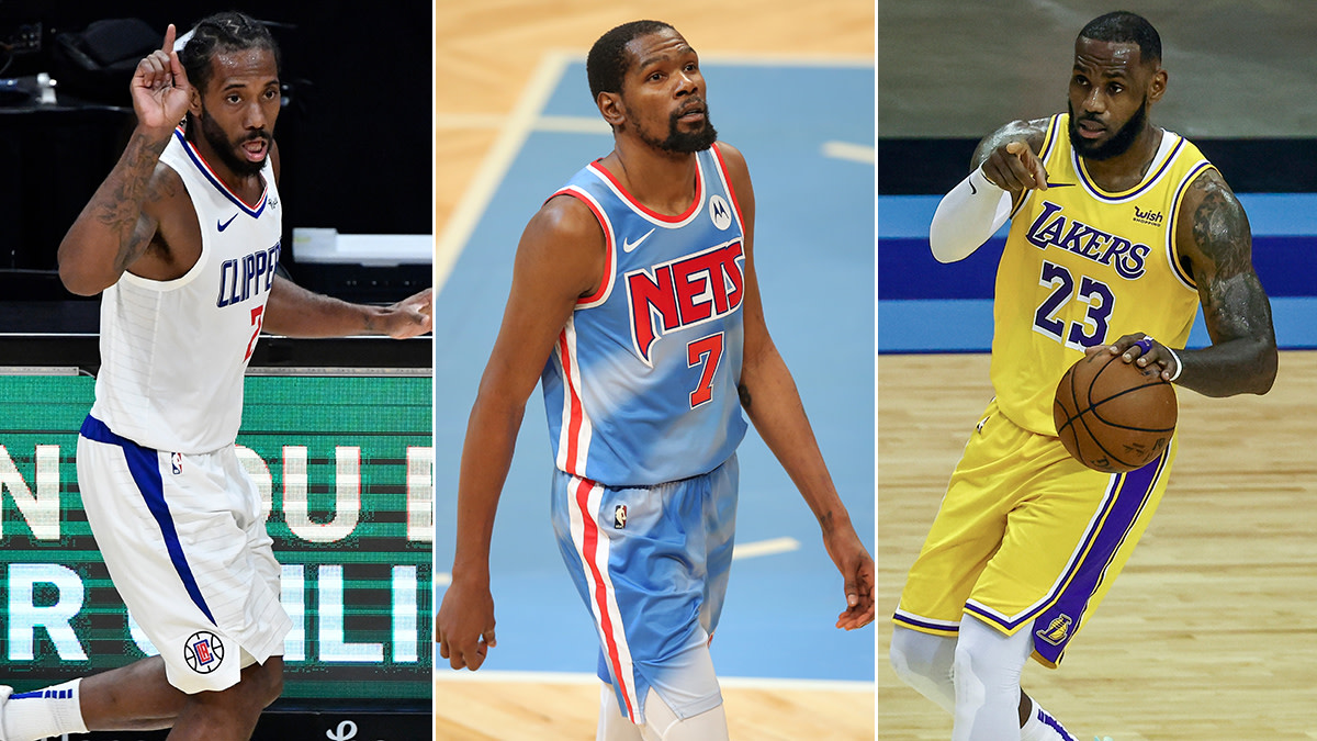 The Five Teams Most Likely to Win the 2021 NBA Finals ...